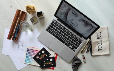 Kom hovedpine i forkøbet på arbejdet som grafisk designer