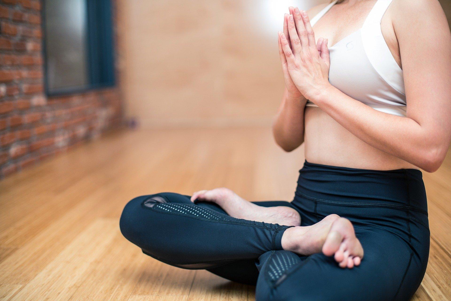Kvinde yoga