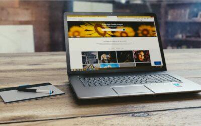 Sådan får du flot grafisk design på din hjemmeside